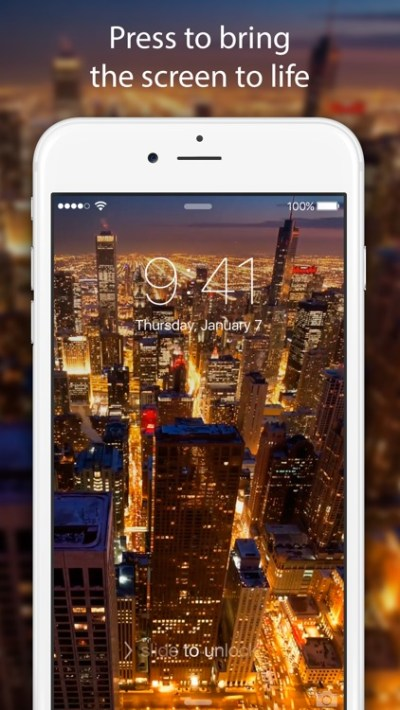 Live Wallpapers & Themes - Dynamic Backgrounds and Moving Images for iPhone 6s and 6s Plus by ...