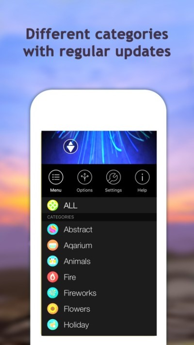 Live Wallpaper Themes Pro by Fexy Apps