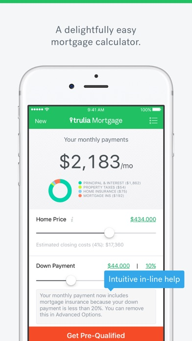Trulia Mortgage on the App Store