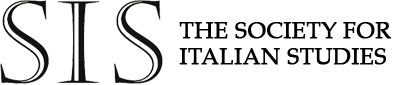 The Society of Italian Studies Logo