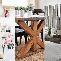 10 Easy Diy Reclaimed Wood Projects