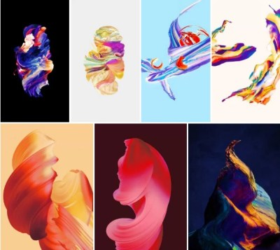 Download Stock OnePlus 5 Wallpapers Official