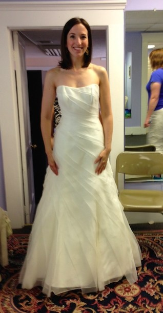 Marisa Bridal Ivory Lace 23013 Vintage Wedding Dress Size 12 L ...
