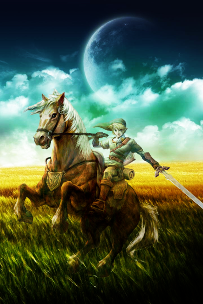 The Legend of Zelda HD Wallpapers for iPhone 4 | iTito Games Blog