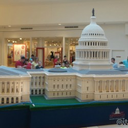 Amazing Sights to Be Seen at the Lego® Americana Roadshow In