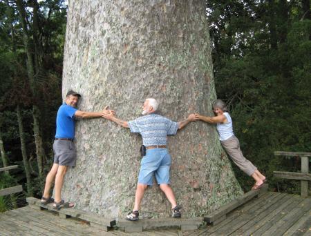 Kate Martin Tree Hugging