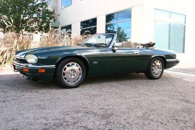 1996 Jaguar XJS convertible for sale