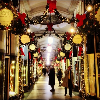 Fortnum and Mason Christmas Event - Jane Means