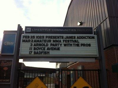 2012.02.25 Lifestyles Communities Pavilion, Columbus, OH ...