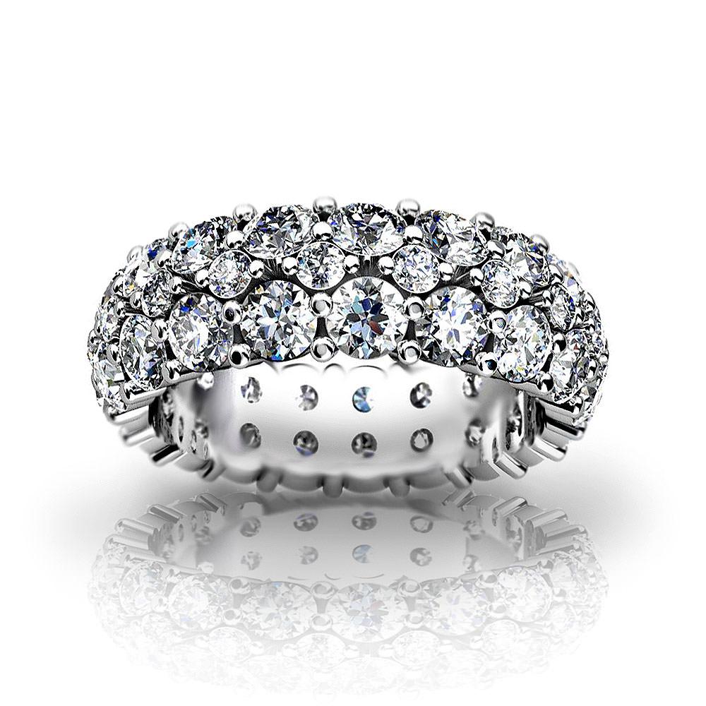 diamond wedding rings wedding ring diamond wide diamond wedding rings DWRLP 2