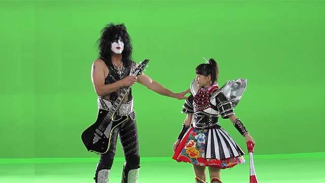 Watch  Kiss Teams with Japanese Girl Band   Jewish Business     Watch  Kiss Teams with Japanese Girl Band   Jewish Business NewsJewish  Business News