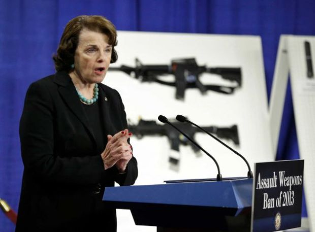 Sen. Dianne Feinstein Calls for Ban of Over 150 Different Firearms – Click to See List | Jobs ...