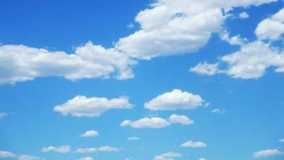 Free photo: Blue Sky - Clouds, Sky, Cloud - Free Download - Jooinn