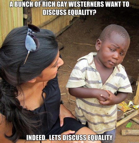 Africa Equality