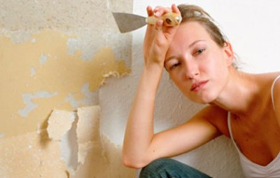 Sticky Subject: Wallpaper Removal | Vallejo Real Estate Info