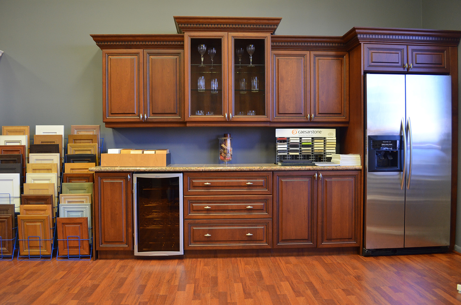 cabinet refacing kitchen cabinets refacing Kitchen cabinet refacing is the perfect way to get the look of new cabinets without investing in a total cabinetry replacement And when you re looking for
