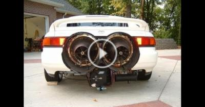 9 Ultimate Extreme Crazy Engine You Don't Know About