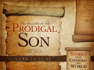 Prodigal Son Parable | Kammbia1's Blog