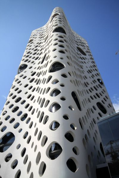 O-14 Tower by Reiser + Umemoto | KARMATRENDZ