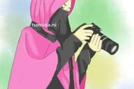 Wallpaper Muslimah Bercadar Simplexpict1st Org Foto Kartun Terbaru Games Full