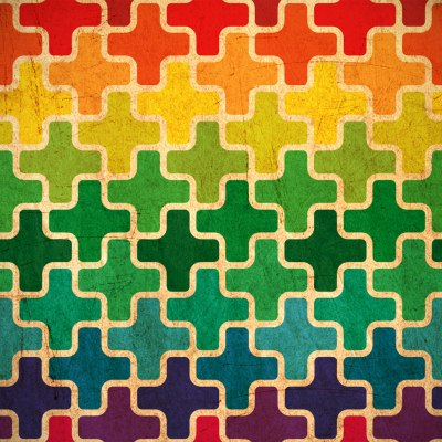Pattern Inspiration | in color