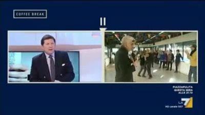 Luciano Fontana (Direttore Corriere della sera): 'C'è molta propaganda in questo momento'