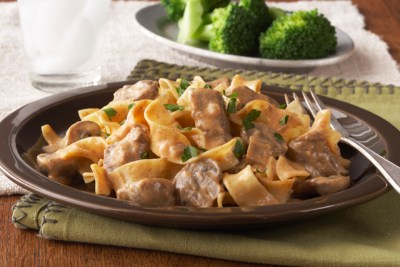 Slow-Cooker Beef Stroganoff | KeepRecipes: Your Universal Recipe Box