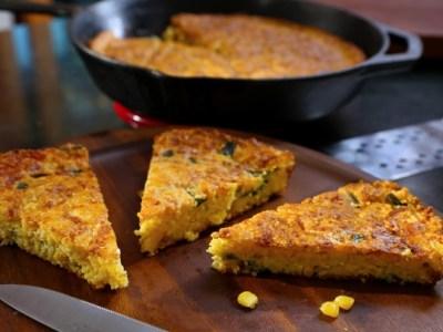 Guy Fieri poblano cornbread   KeepRecipes: Your Universal Recipe Box