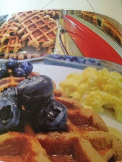 Frozen Waffles | KeepRecipes: Your Universal Recipe Box