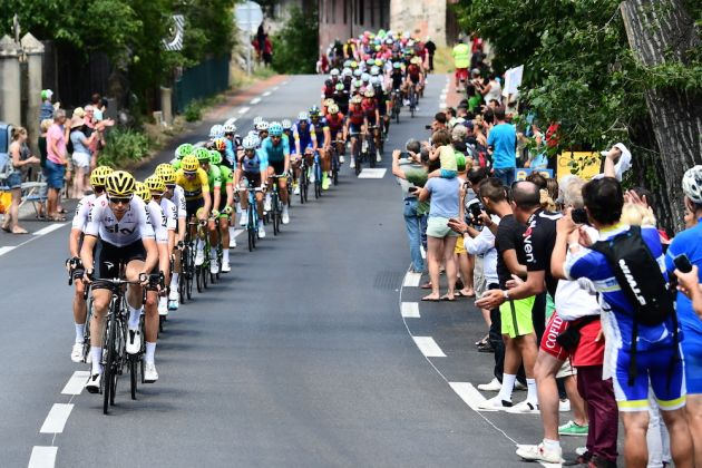 Riders and teams react to the 2018 Tour de France route announcement     Riders and teams react to the 2018 Tour de France route announcement