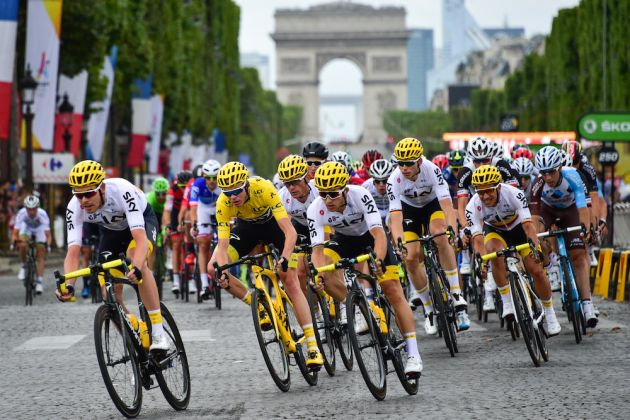 Comment  Is the 2018 Tour de France route finally one to get the     Comment  Is the 2018 Tour de France route finally one to get the better of  Chris Froome and Sky