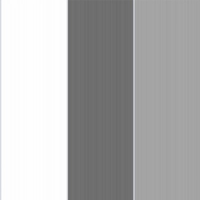 Colours Unity Grey & white Striped Wallpaper | Departments | DIY at B&Q
