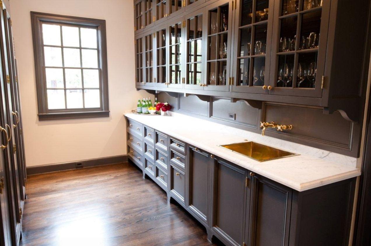 private residence kitchen design by munger interiors via kishani perera blog