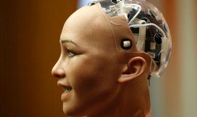 Робот София, который обещал уничтожить человечество, появился в ООН | Краткие новости