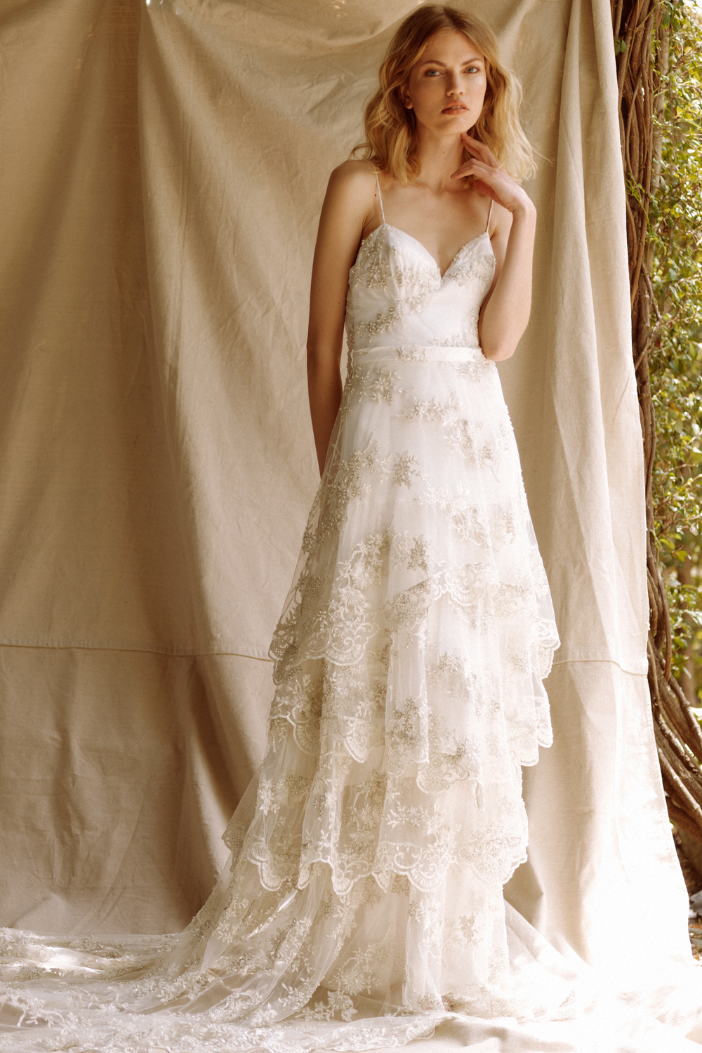 free wedding dress free wedding dresses Free People Unveil New Boho Inspired Wedding Dress Collection