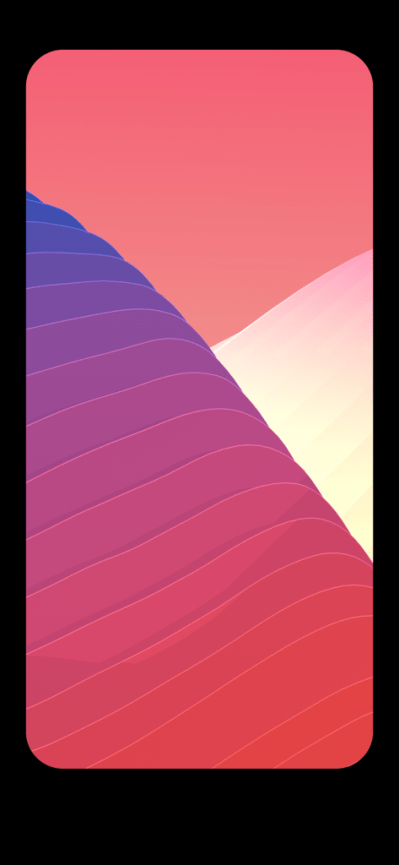 Hide the iPhone X's intrusive notch with these wallpapers | Trusted Reviews