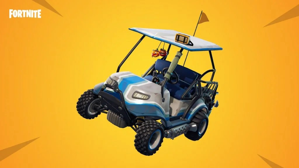 Fortnite Season 5 Guide  News  patch notes  skins  weapons and more Following in the footsteps of Fortnite s silly shopping trolley  this  vehicle seems somewhat more effective for navigating the map and running  down enemies