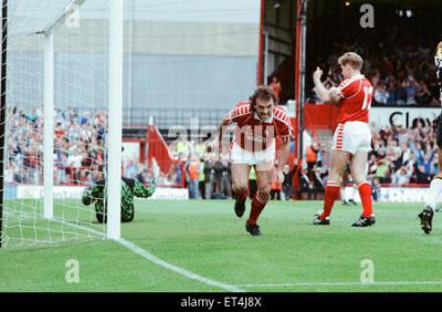 Middlesbrough 1-0 Notts County, League Devision Two match at Ayresome Stock Photo, Royalty Free ...