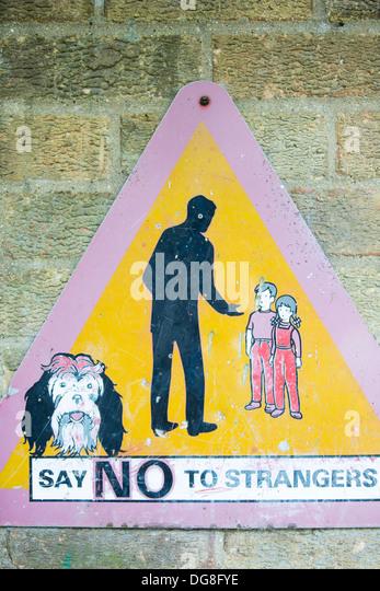 Stranger Danger Stock Photos & Stranger Danger Stock Images - Alamy
