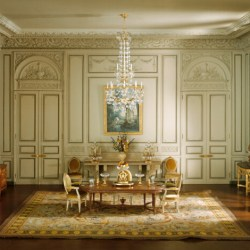 E 23 French Dining Room of the Periods of Louis Xv and Louis Xiv