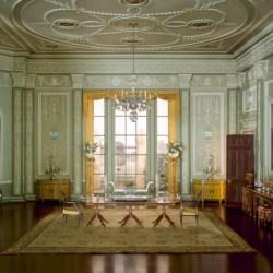 E 10 English Dining Room of the Georgian Period 1770 90 the Art
