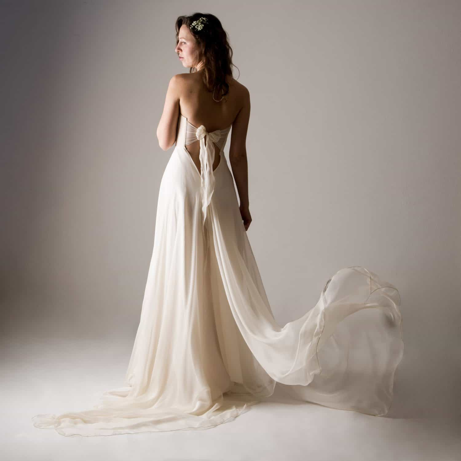 52 perfect low back wedding dresses backless wedding dresses Essense of Australia backless mermaid wedding dress