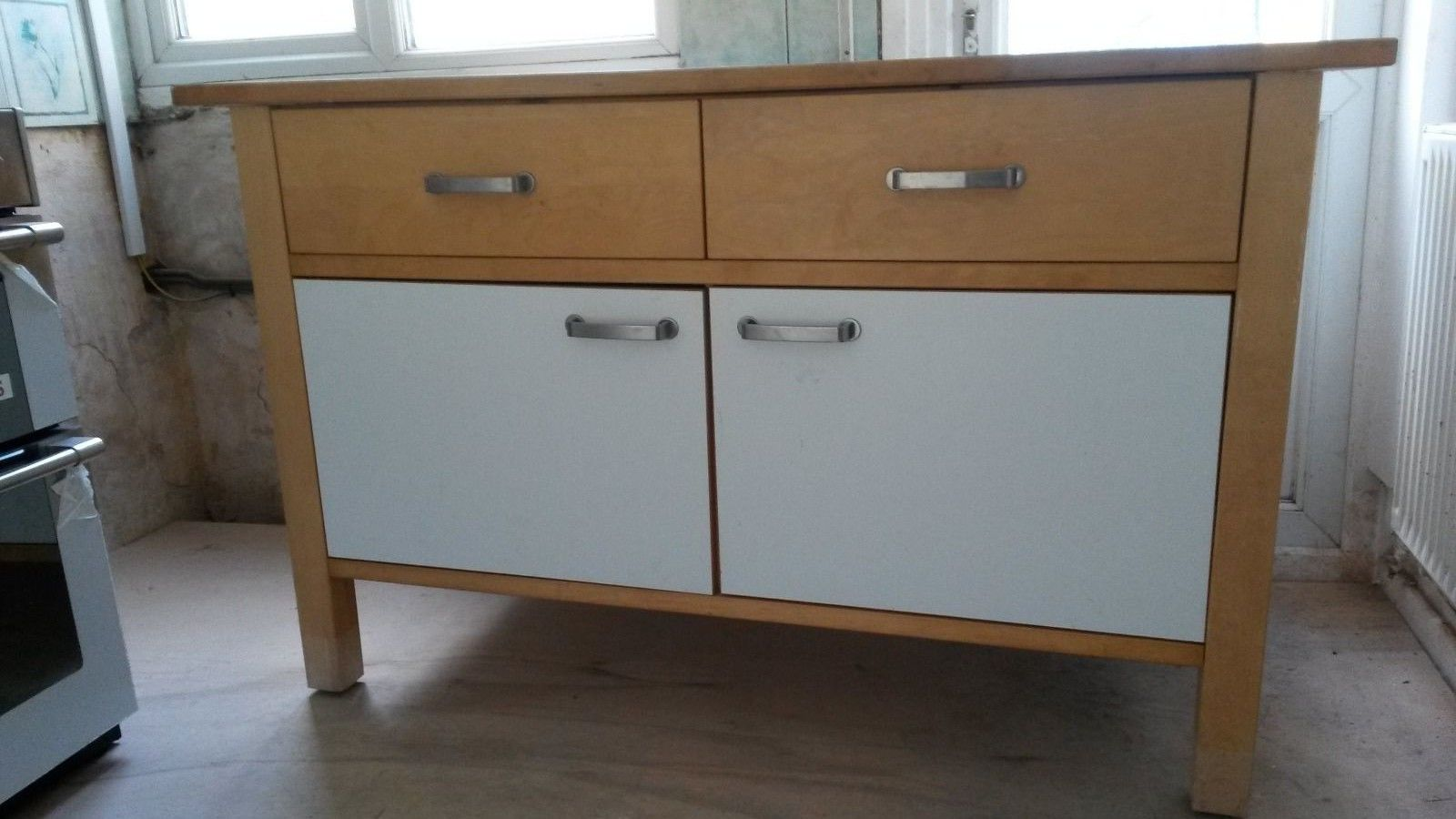 ikea varde kitchen units sold as lot or as individual items free standing kitchen cabinets 57 Freestanding kitchen unit with drawers and cupboard