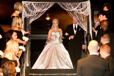Real Wedding Wednesday: Syndal and Chad | Las Vegas Bride ...