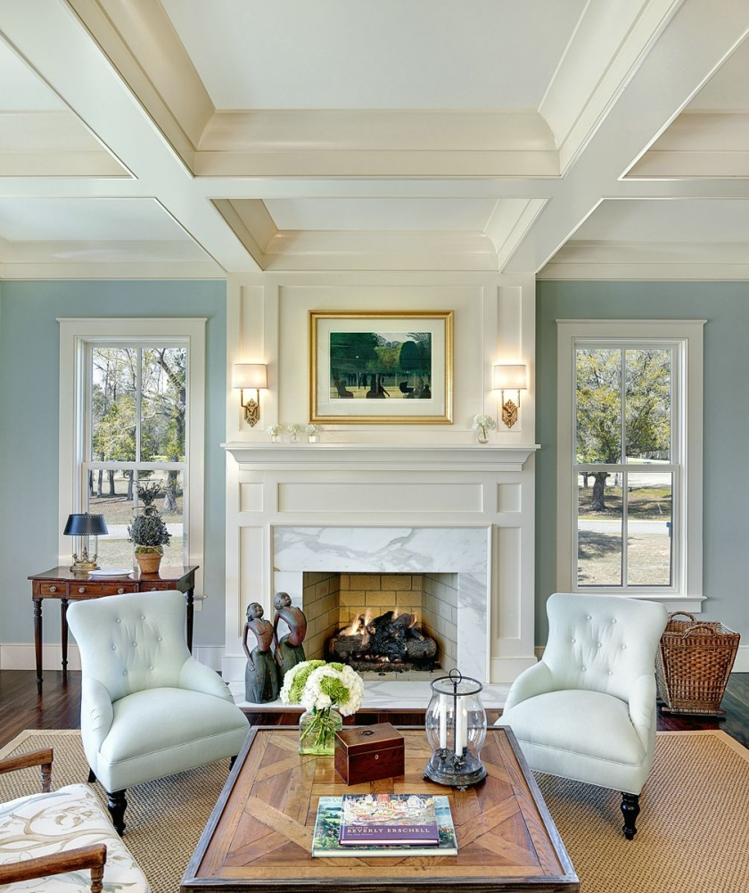 20 Great Fireplace Mantel Decorating Ideas   laurel home blog fireplace mantel decorating ideas
