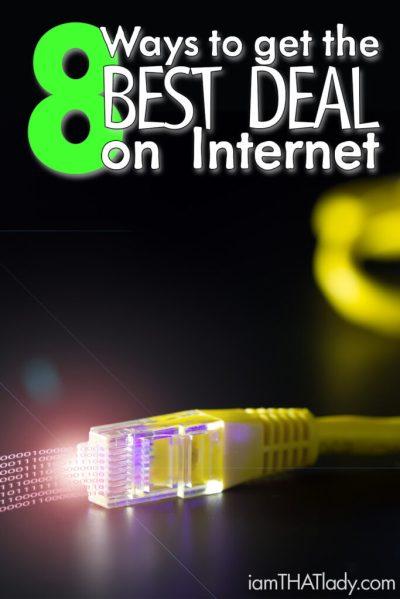 8 Ways to get the BEST Deal on Internet - Lauren Greutman