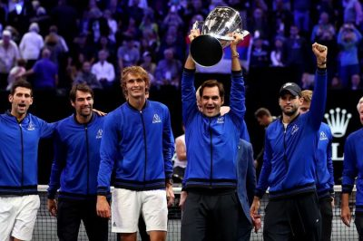 Laver Cup - Official Website Of The Laver Cup
