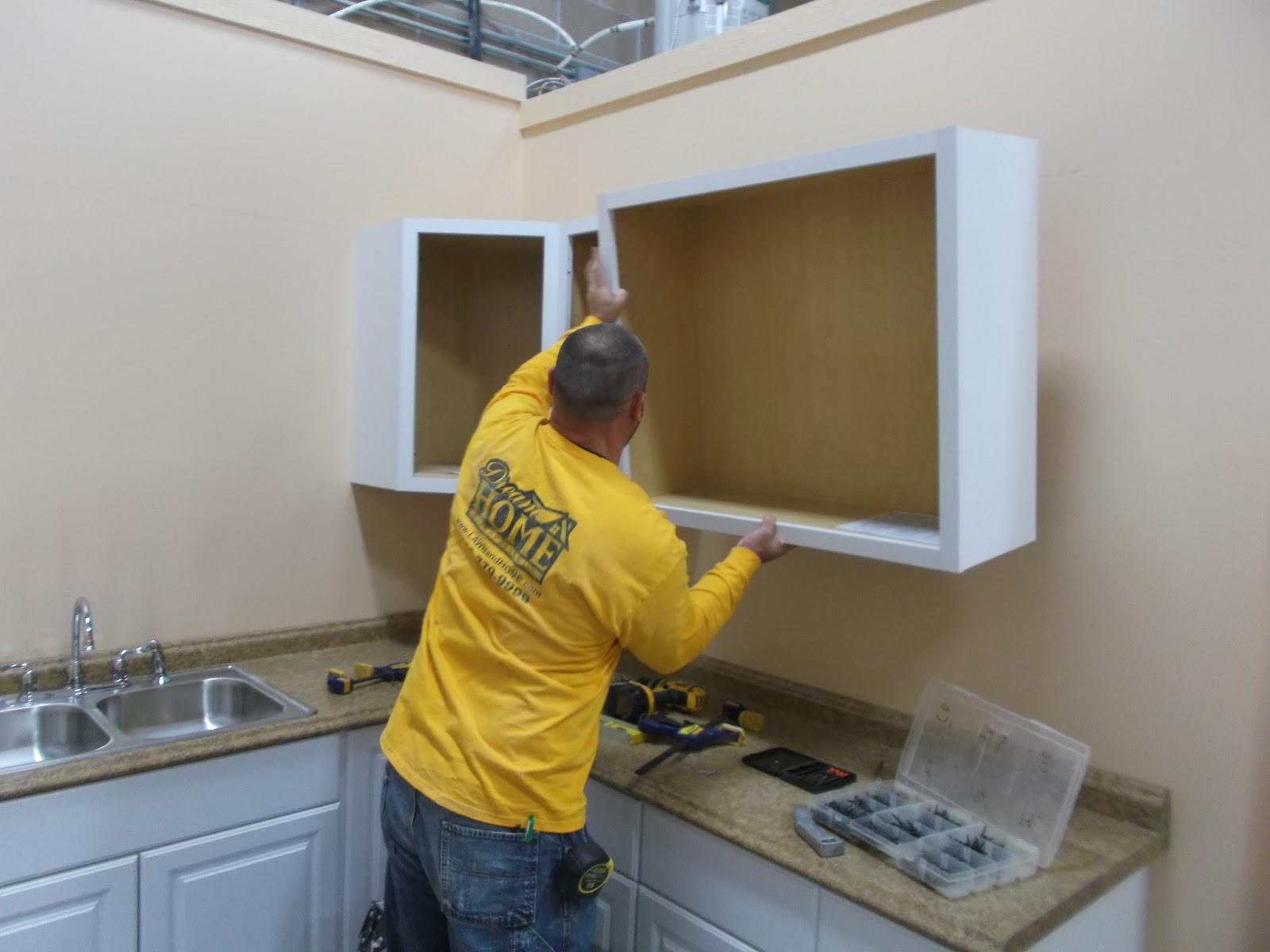 break room kitchen hampton bay kitchen cabinets Break Room Kitchen