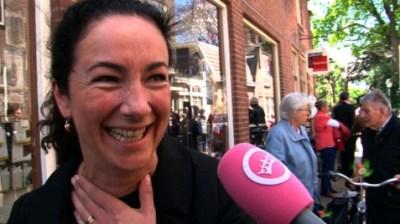 GeenStijl: [TK2010] Rutger met Femke terug naar heimat
