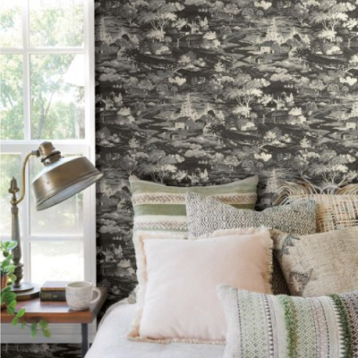 Homestead Wallpaper from Joanna Gaines' Magnolia Home by York